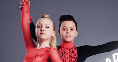 Ogłaszamy nabór - taniec towarzyski dla dzieci od lat 5