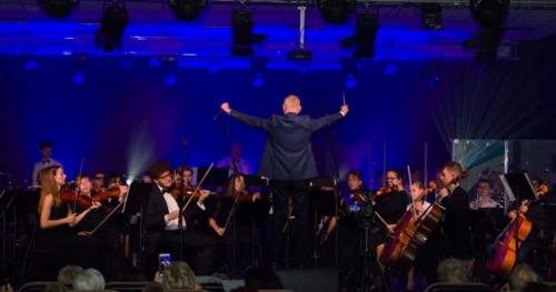 Koncert orkiestry szczecineckiej Szkoły Muzycznej