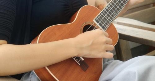 Naucz się z nami gry na ukulele online!