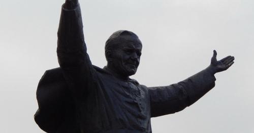 Wieczór poetycki poświęcony twórczości Jana Pawła II