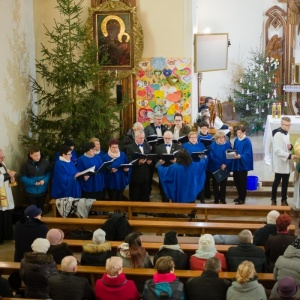 Koncert kolęd w okoneckim kościele