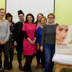 Warsztaty pielęgnacji twarzy jesienią